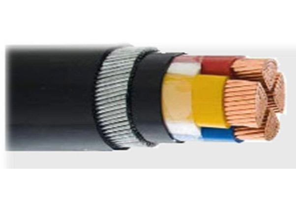 Four Core Power Cables